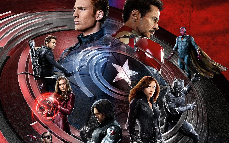 Iphone 5s Retina Wallpaper Civil War Captain America Iron Man Wallpapers Hd