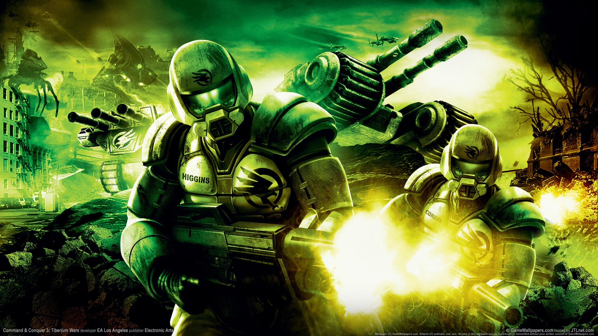 Command And Conquer 3 Wallpapers HD Wallpapers ID 1625