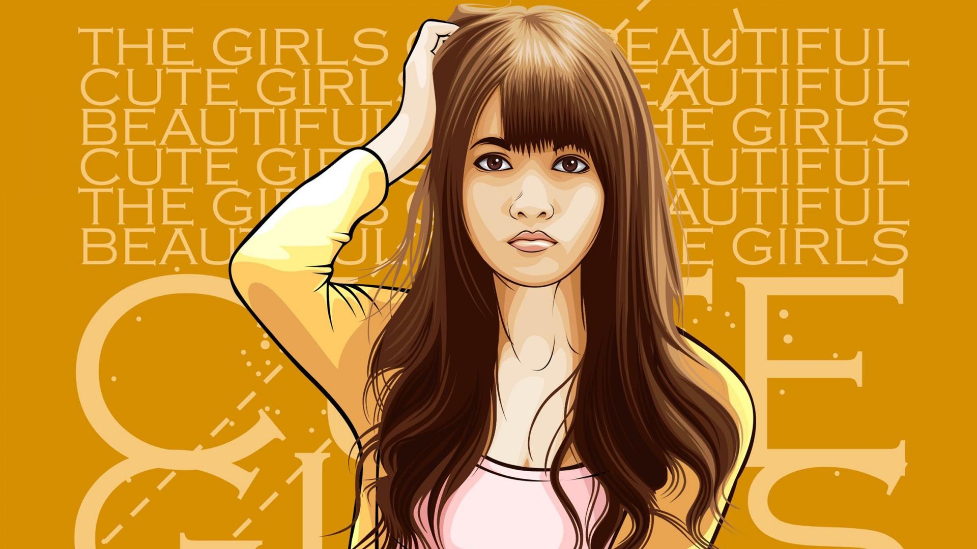 Full Hd Nice Girl Wallpaper Cute Amp Beautiful Girl Wallpapers Hd Wallpapers Id 26535