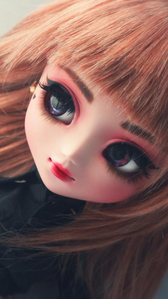 Cute Doll Hd Wallpaper Cute Girly Doll 4k Wallpapers Hd Wallpapers Id 27244