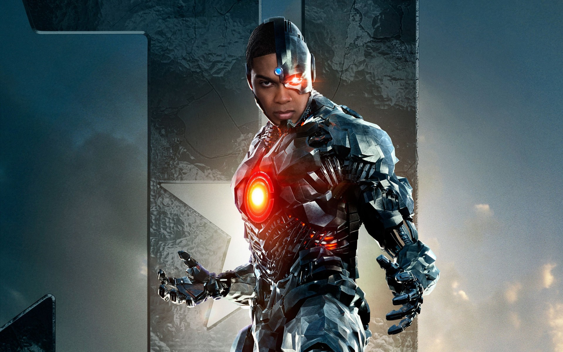 Iphone 8 Plus X Ray Wallpaper Cyborg In Justice League Wallpapers Hd Wallpapers Id