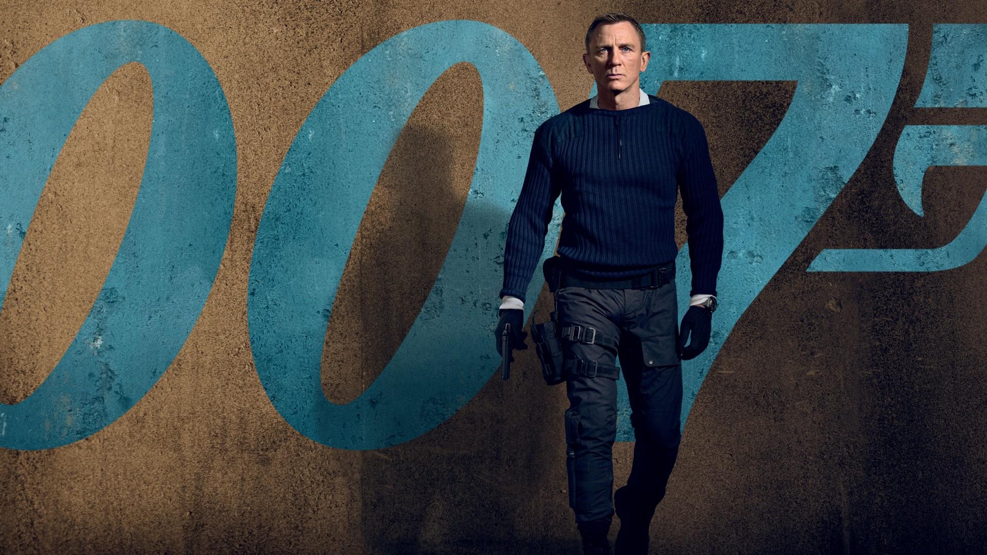 Wallpaper Iphone 6 Iron Man Daniel Craig In No Time To Die 2020 Bond Movie 4k 8k