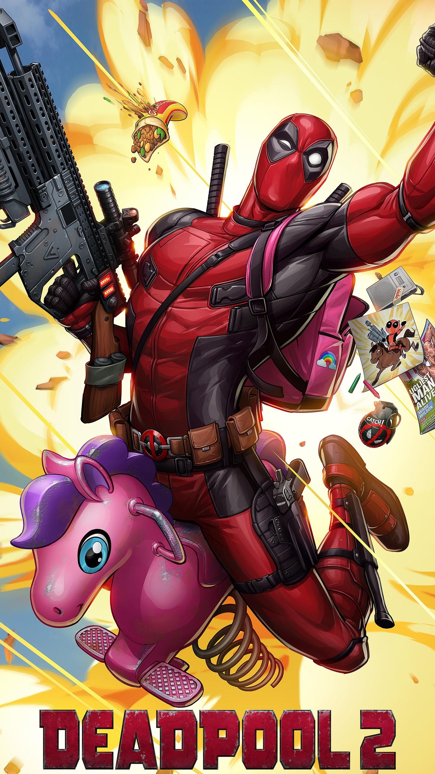 Deadpool Wallpaper For Iphone X Deadpool 2 Wallpapers Hd Wallpapers Id 23935