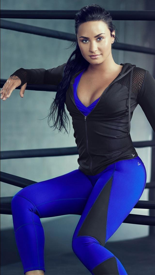 Workout Wallpaper Hd Demi Lovato 2017 5k Wallpapers Hd Wallpapers Id 22372