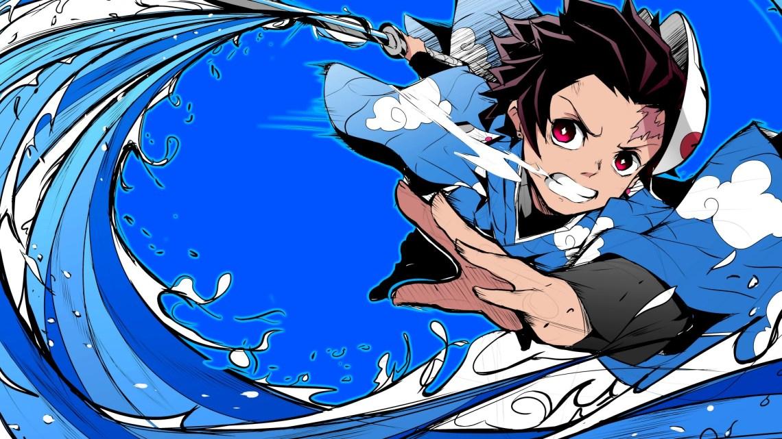 Anime Wallpaper 4 K Demon Slayer Manga Expert