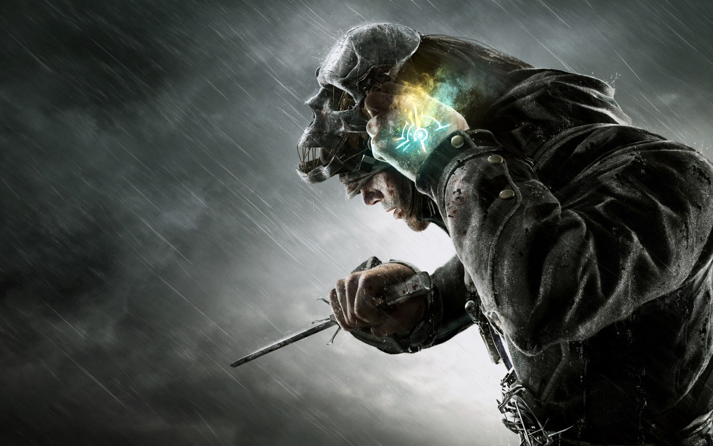 Apple Live Wallpaper Iphone 6 Dishonored Game Wallpapers Hd Wallpapers Id 11527