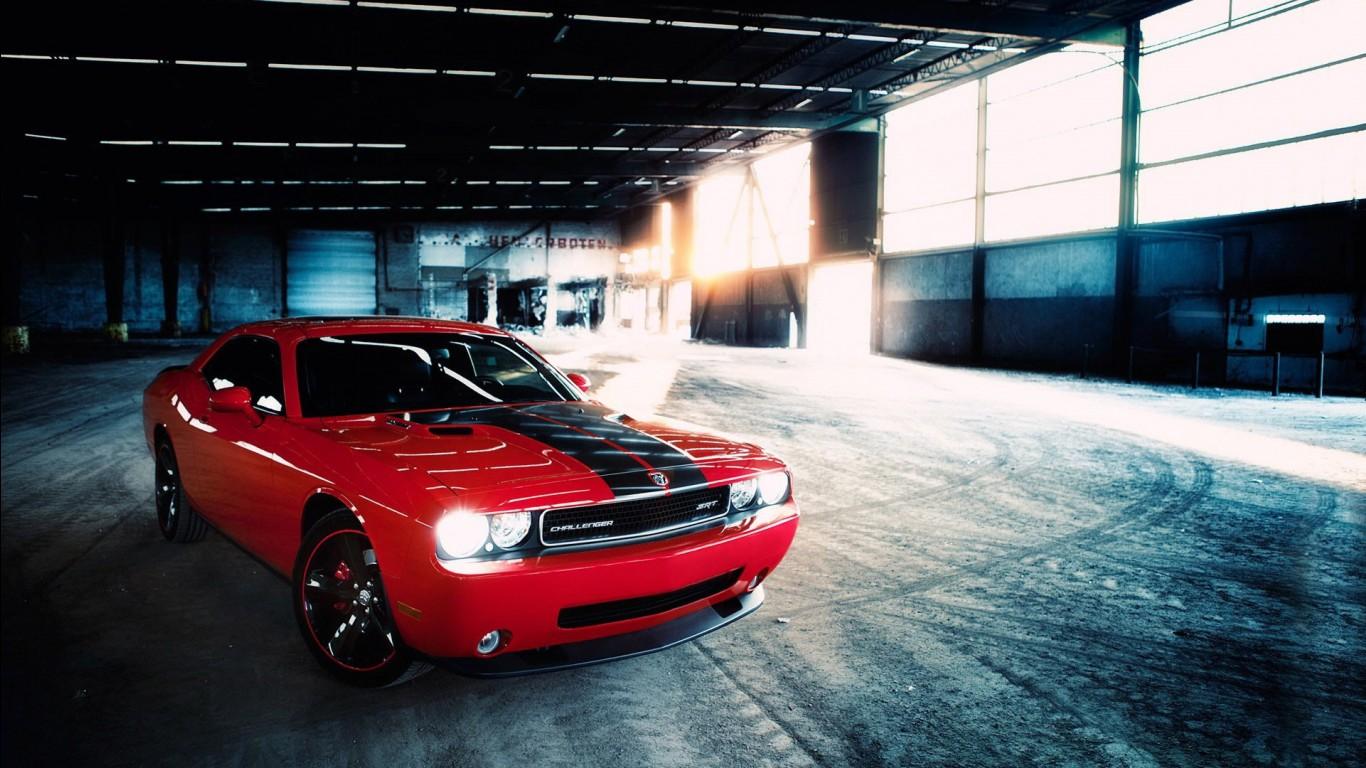 Wallpaper Hp Iphone X Dodge Challenger Srt Wallpapers Hd Wallpapers Id 13240