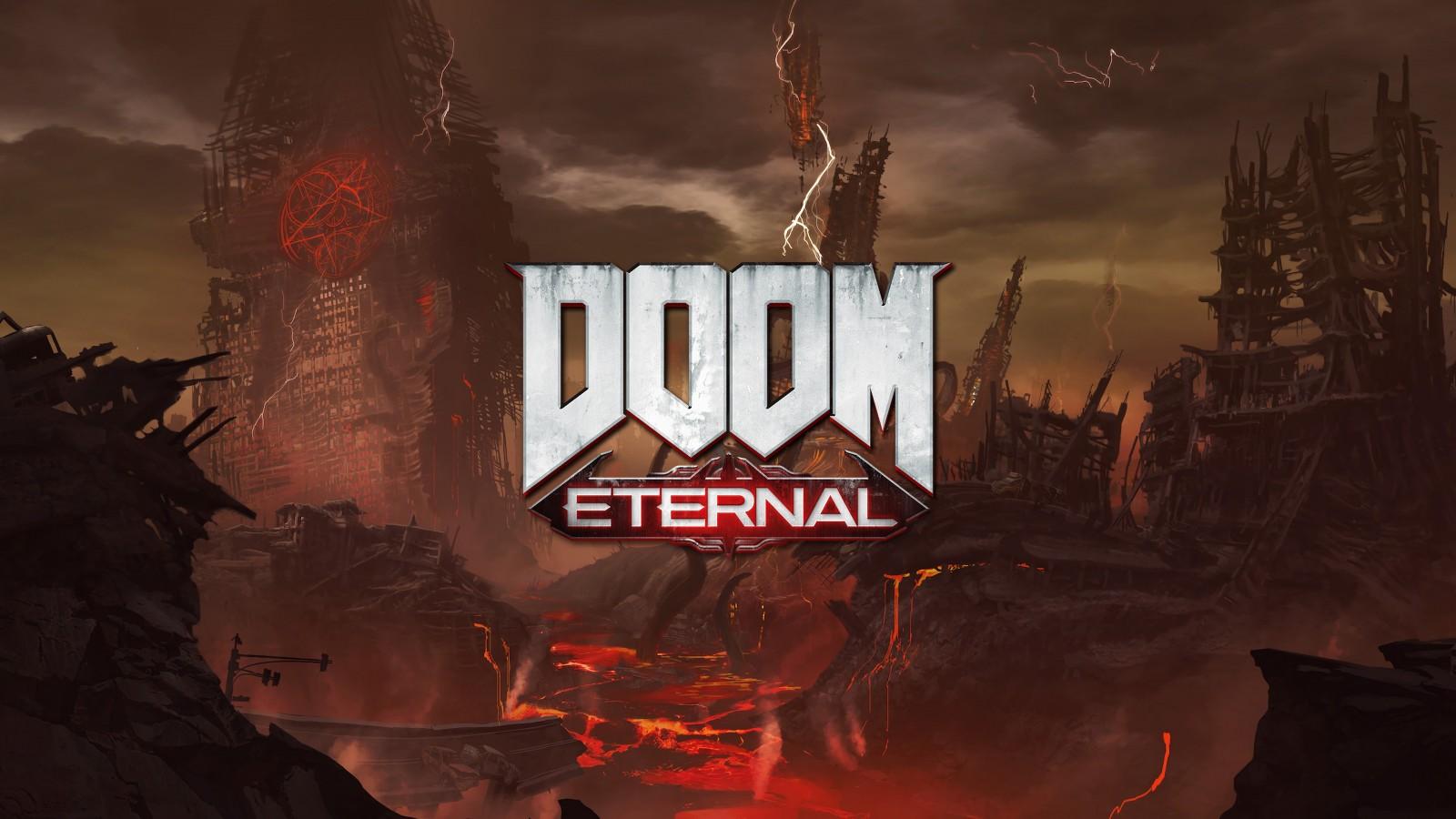 Cute Wallpapers Iphone 6 Plus Doom Eternal 2019 Game 4k Wallpapers Hd Wallpapers Id