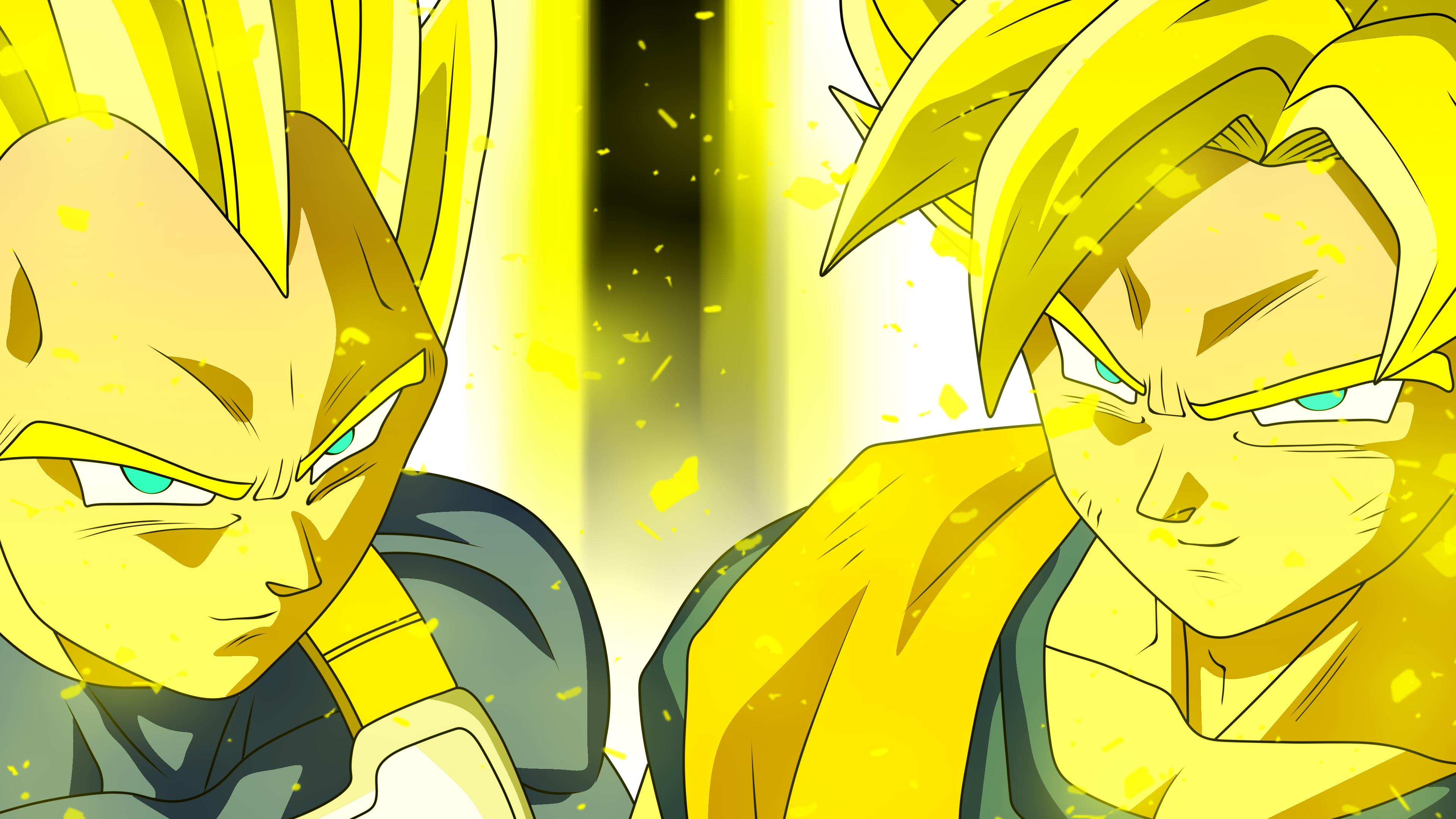 Pantalla de goku, fondos on. Dragon Ball Z 18 4K HD Anime Wallpapers | HD Wallpapers ...