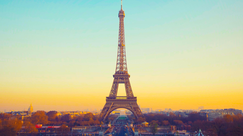 Eiffel Tower Paris Wallpapers  HD Wallpapers  ID 25752