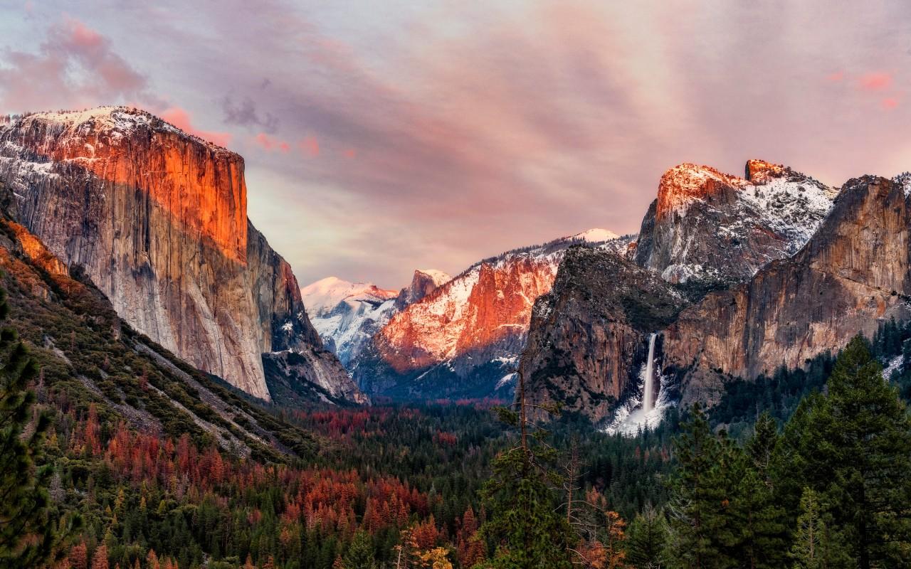 Cute Wallpaper Hd For Android El Capitan Yosemite Valley 4k Wallpapers Hd Wallpapers