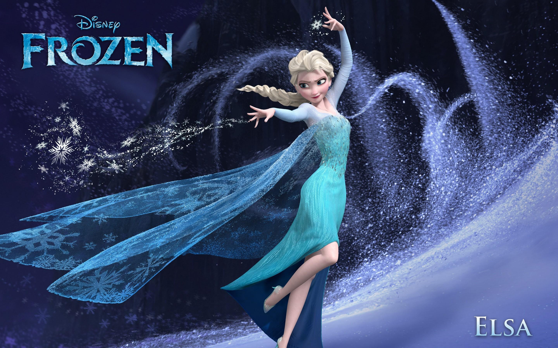 Gambar Wallpaper Cute Hd Elsa In Frozen Wallpapers Hd Wallpapers Id 13444