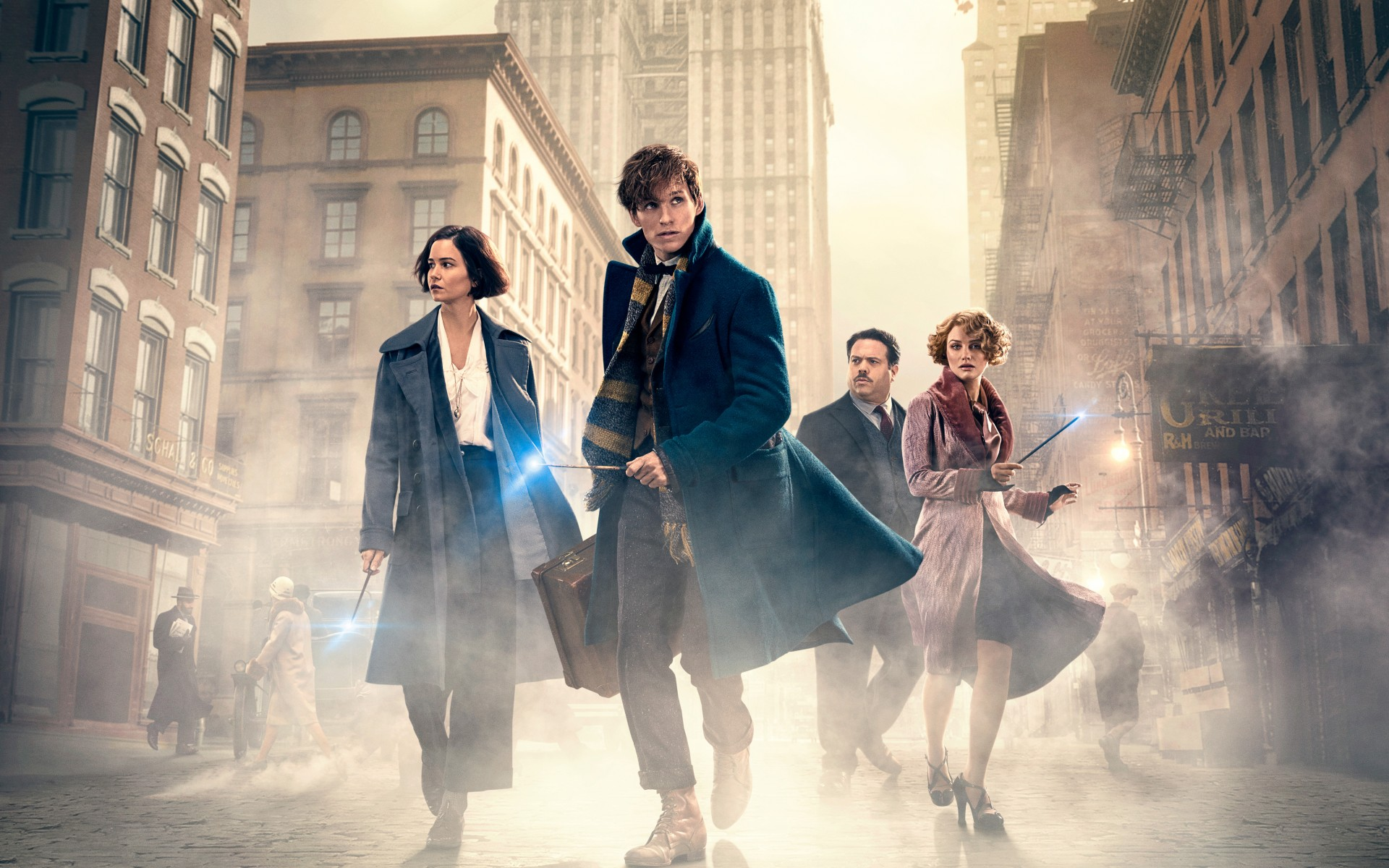 Beast 3d Wallpaper Fantastic Beasts And Where To Find Them 5k Wallpapers Hd