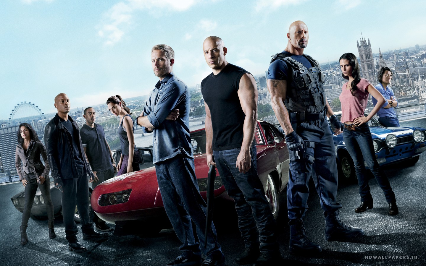 Iphone Hd 3d Wallpapers Fast And Furious 6 Wallpapers Hd Wallpapers Id 12274