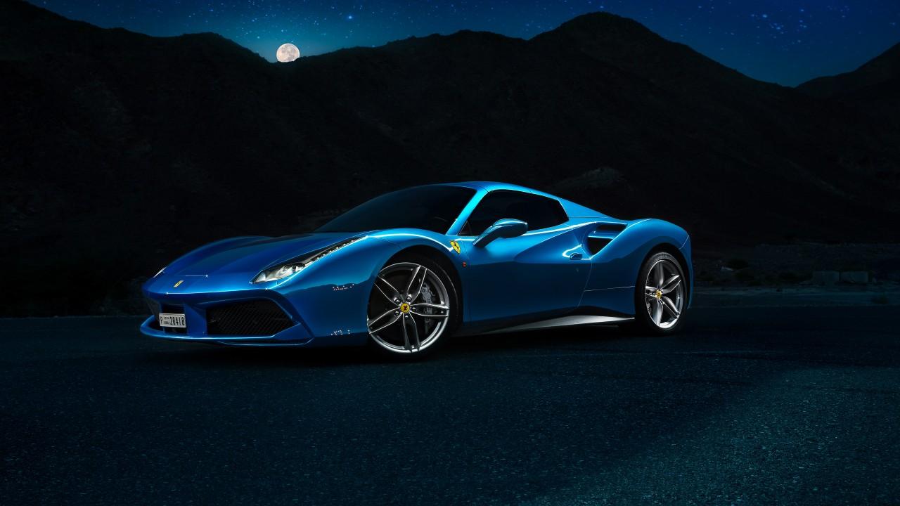 Qhd Car Wallpapers Ferrari 488 Spyder 4k Wallpapers Hd Wallpapers Id 26094