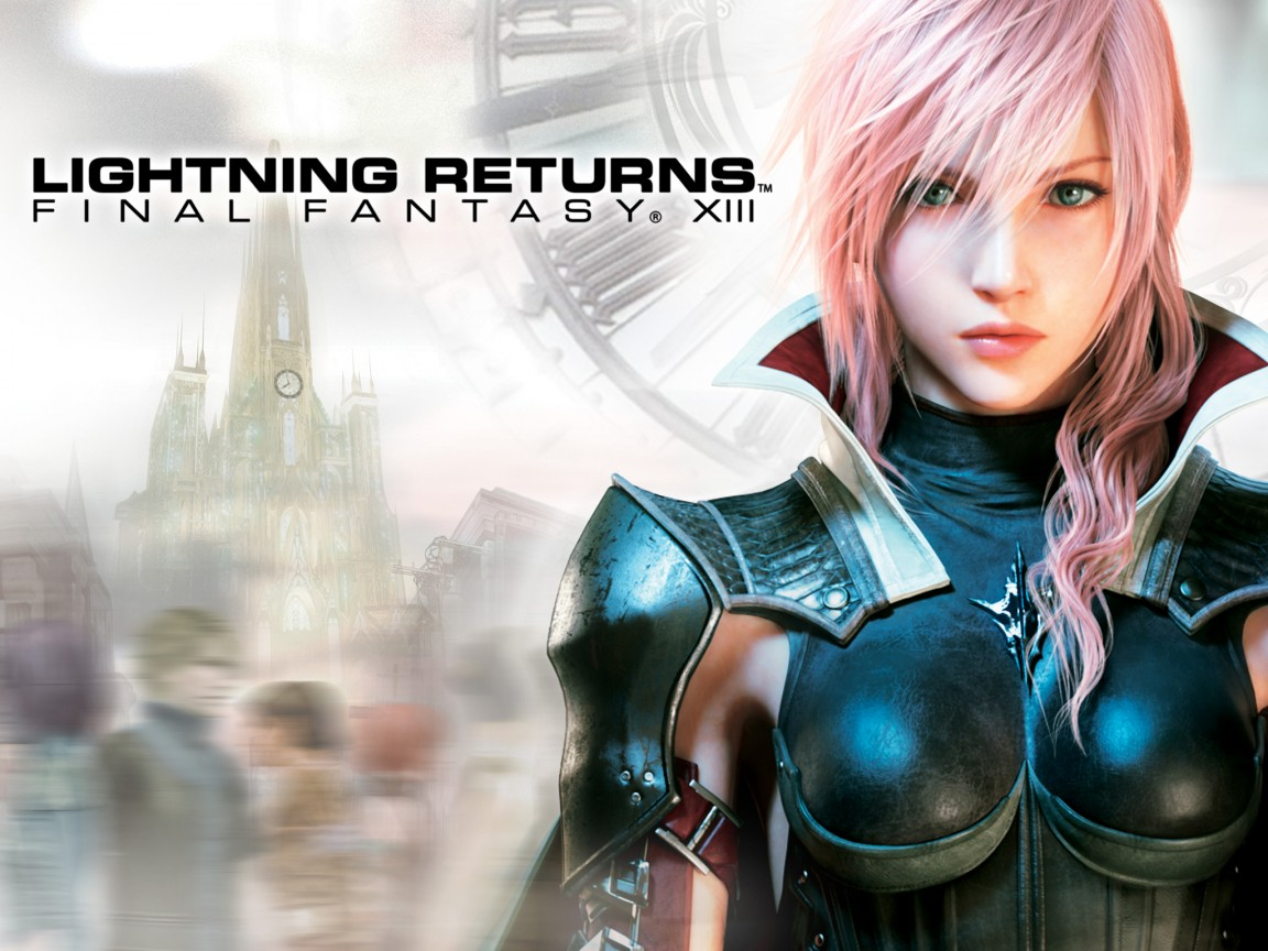 Lightning Returns Wallpaper Hd Final Fantasy Lightning Returns Wallpapers Hd Wallpapers