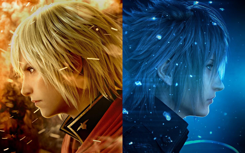 Final Fantasy Xv Wallpaper Iphone X Final Fantasy Type 0 Hd Wallpapers Hd Wallpapers Id 13880