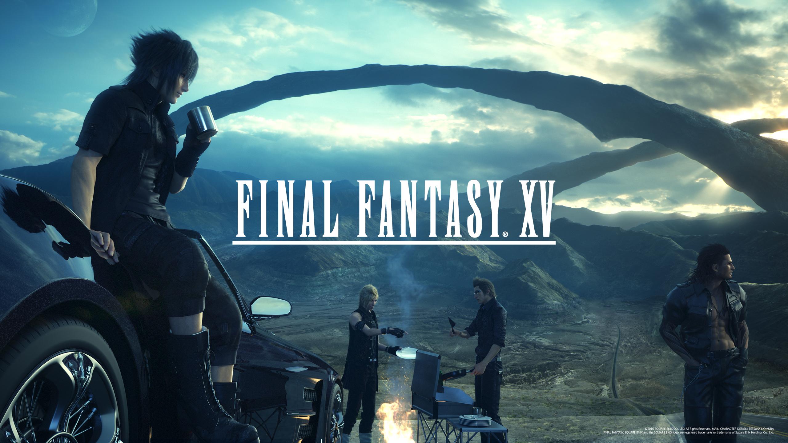 Final Fantasy Xv Wallpaper Iphone X Final Fantasy Xv 2016 Game Wallpapers Hd Wallpapers Id