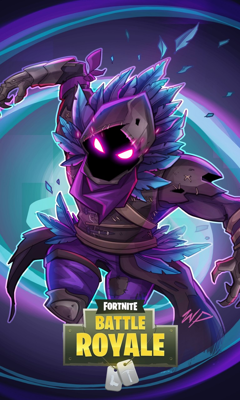 Top Iphone 5s Wallpapers Fortnite Rraven 4k Wallpapers Hd Wallpapers Id 24192