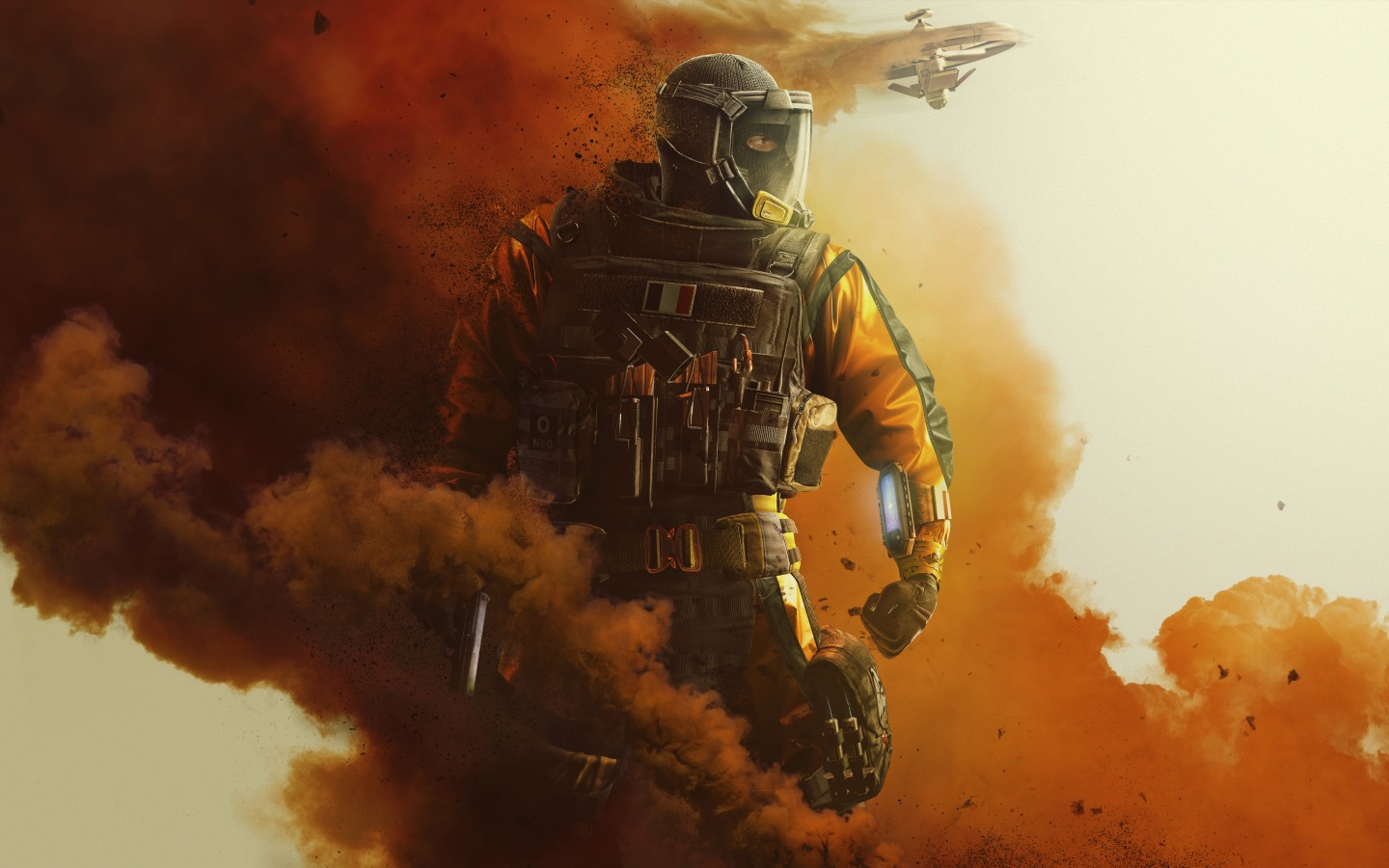 Iphone 5s Wallpapers Full Hd French Operator Lion Rainbow Six Siege Operation Chimera