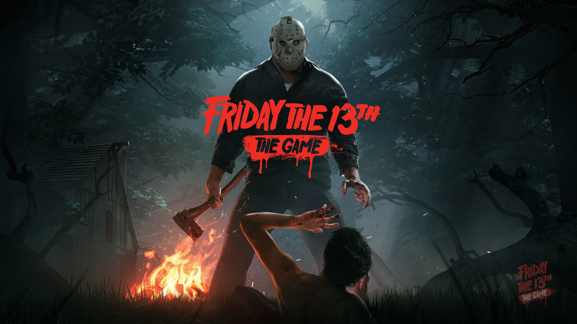 Friday The 13th Iphone Wallpaper Friday The 13th The Game Wallpapers Hd Wallpapers Id