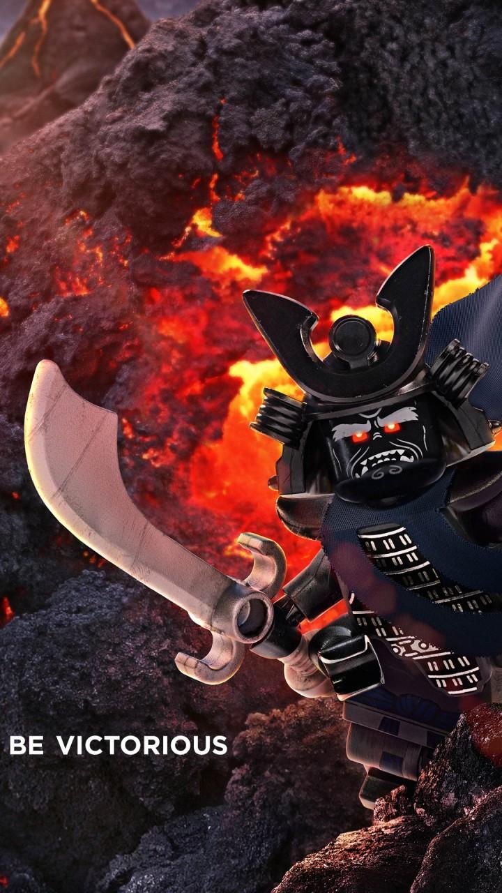 Apple Iphone X Wallpaper Hd Garmadon Be Victorious The Lego Ninjago Movie 2017