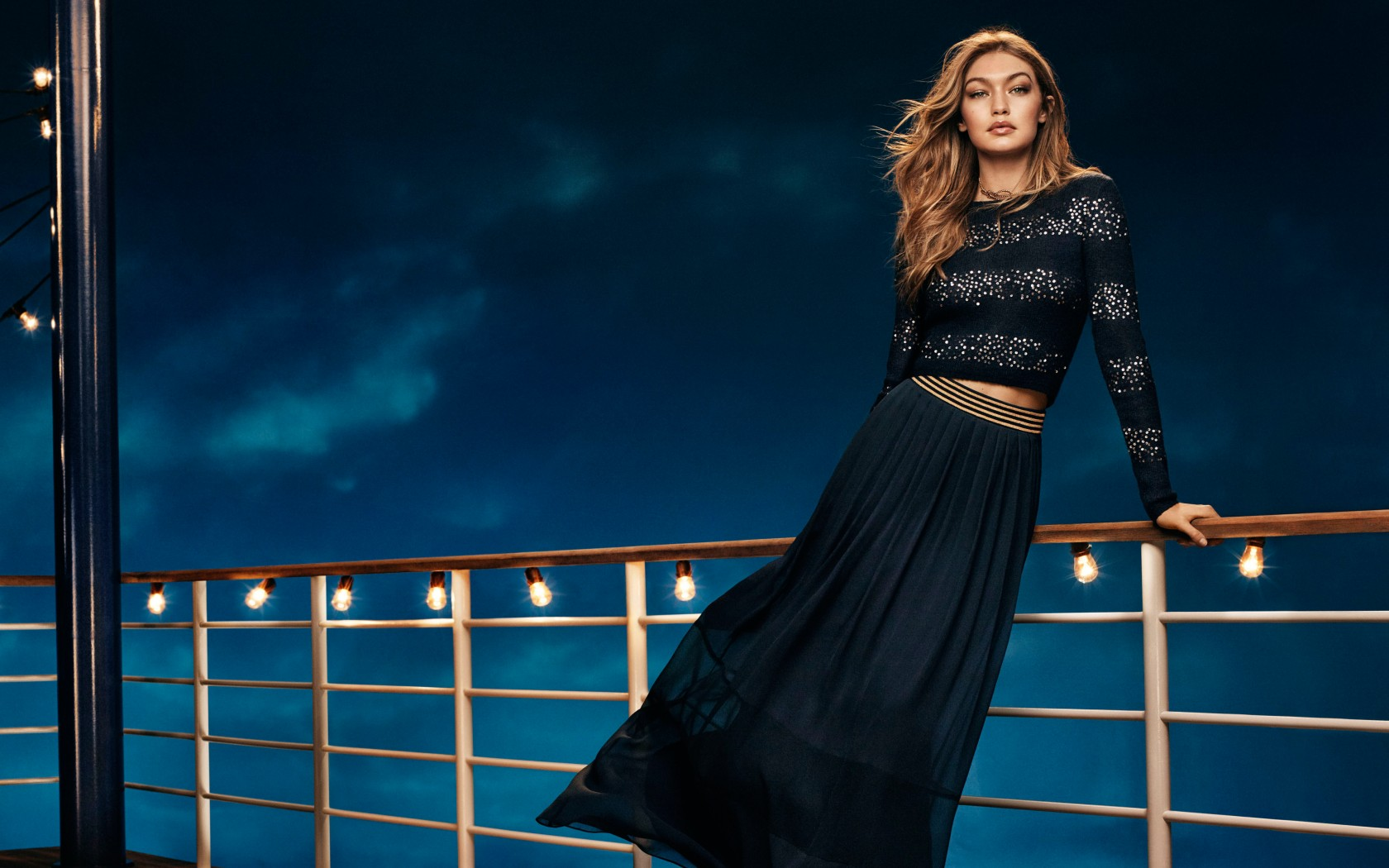 High Definition 3d Hd Wallpaper Gigi Hadid Tommy Hilfiger Collection 4k Wallpapers Hd