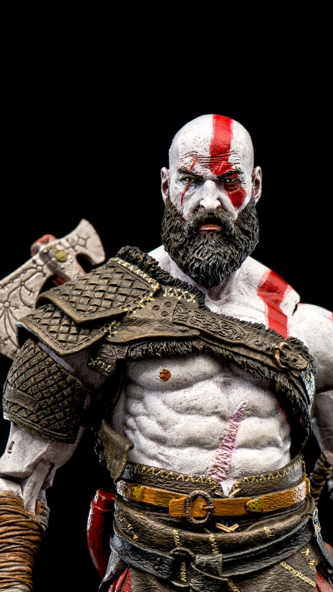 God Of War 4 Wallpaper Iphone X God Of War Kratos 2018 4k Wallpapers Hd Wallpapers Id