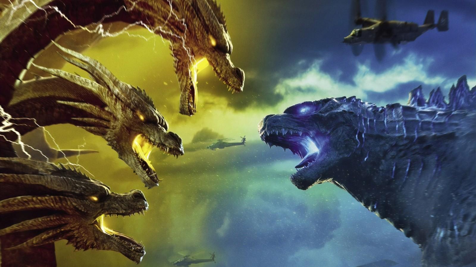 Windows 8 Wallpaper Hd 1080p 3d Godzilla King Of The Monsters Final Battle 4k Wallpapers