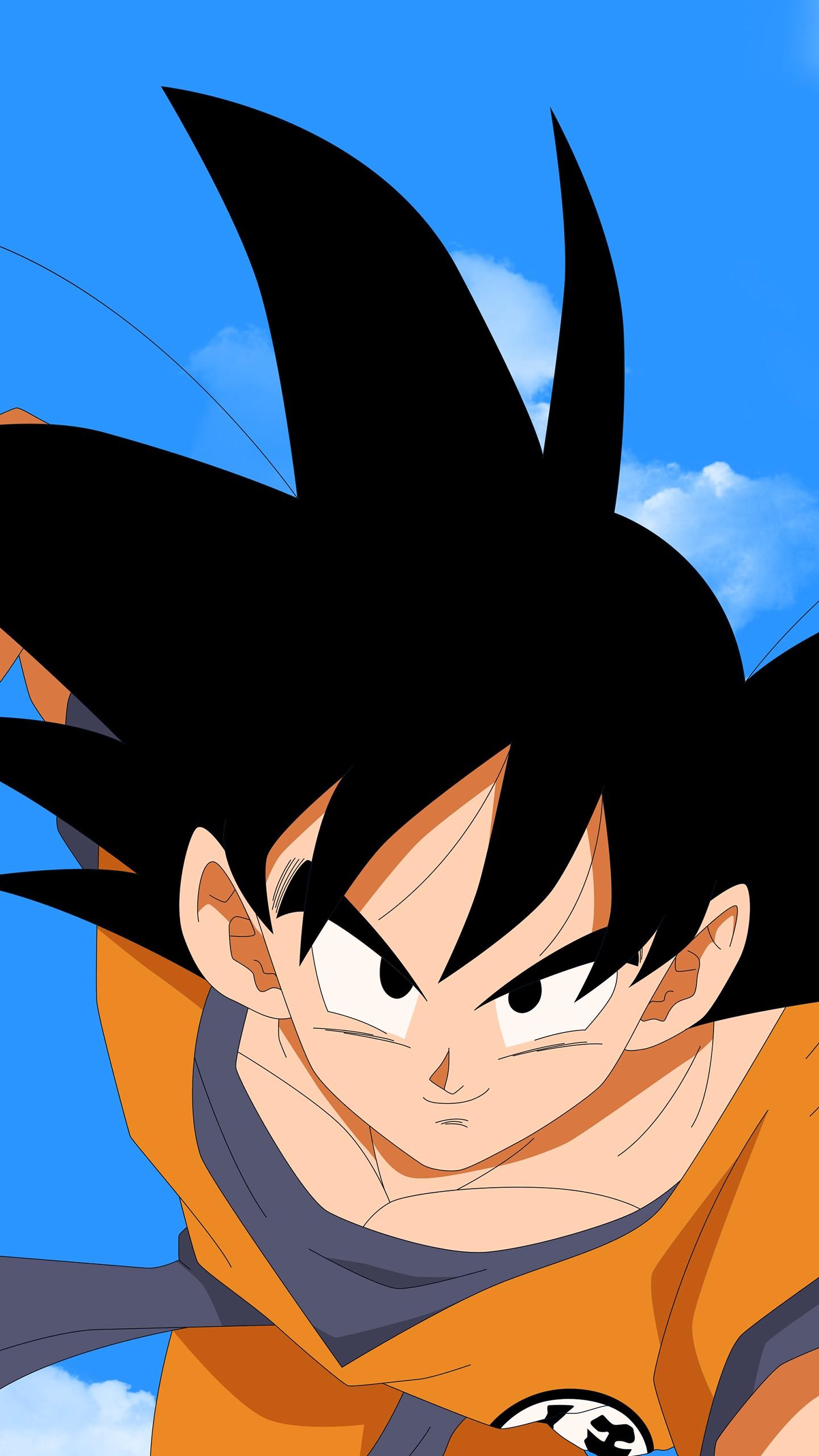 Iphone 7 Plus Anime Girls Wallpapers Goku Hd 5k Wallpapers Hd Wallpapers Id 25313