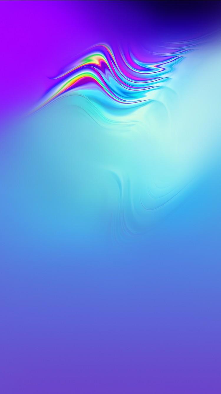 Iphone 5s Stock Wallpaper Gradient Samsung Galaxy S10 5g Stock 4k Wallpapers Hd