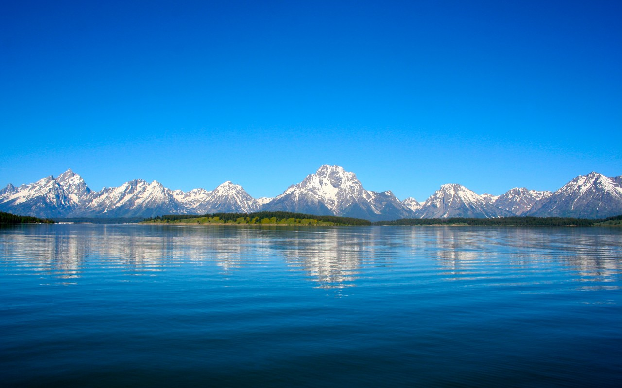 Cute Wallpapers For Iphone X Grand Teton Mountain Lake Reflections Wallpapers Hd