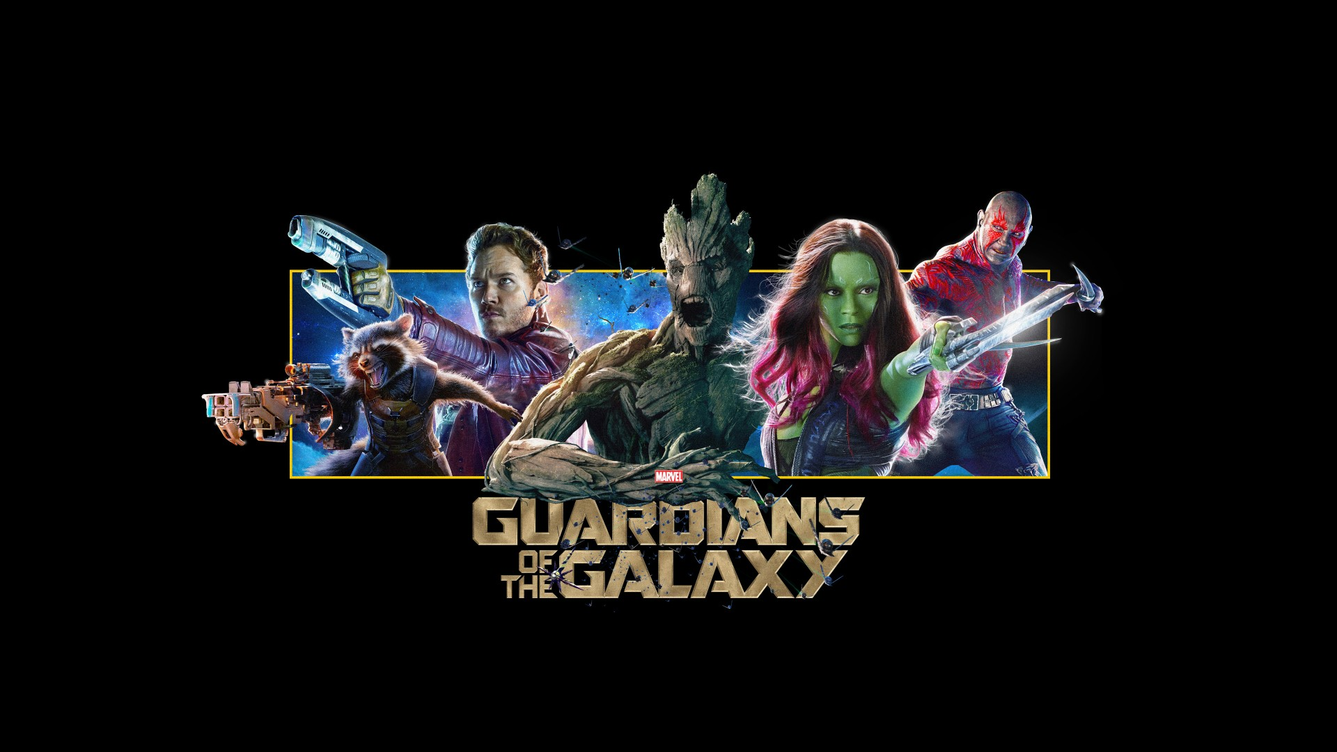 Cute Minecraft Wallpapers Guardians Of The Galaxy Banner Wallpapers Hd Wallpapers