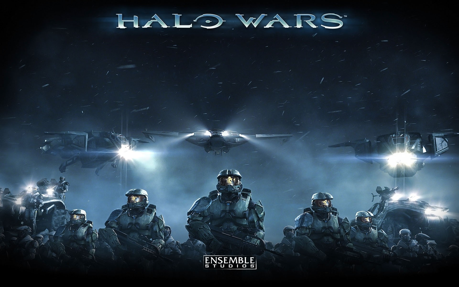Cute Wallpapers 1366x768 Halo Wars Game Wallpapers Hd Wallpapers Id 8082
