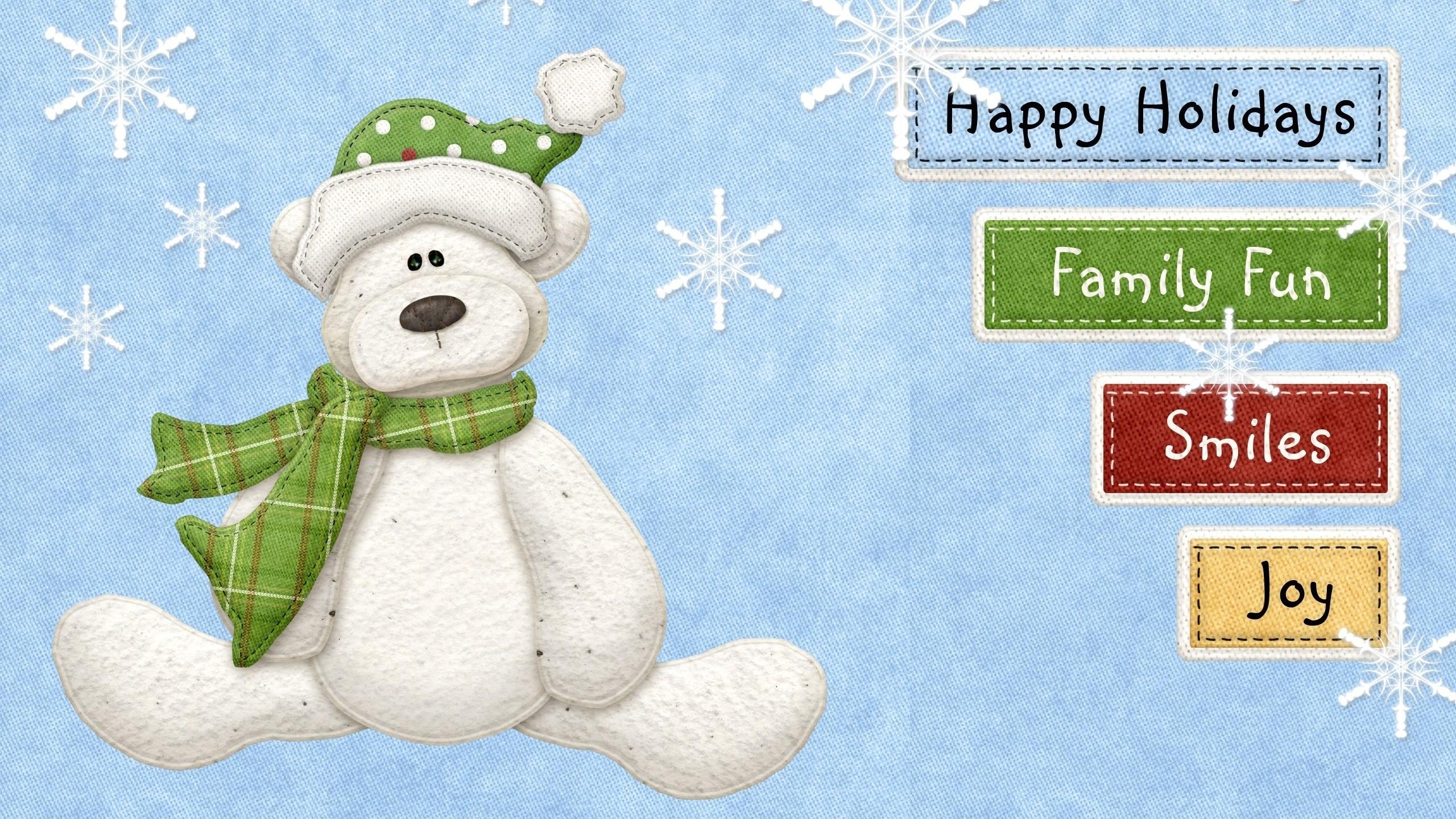 Happy Holidays Fun Joy Wallpapers HD Wallpapers ID 19270