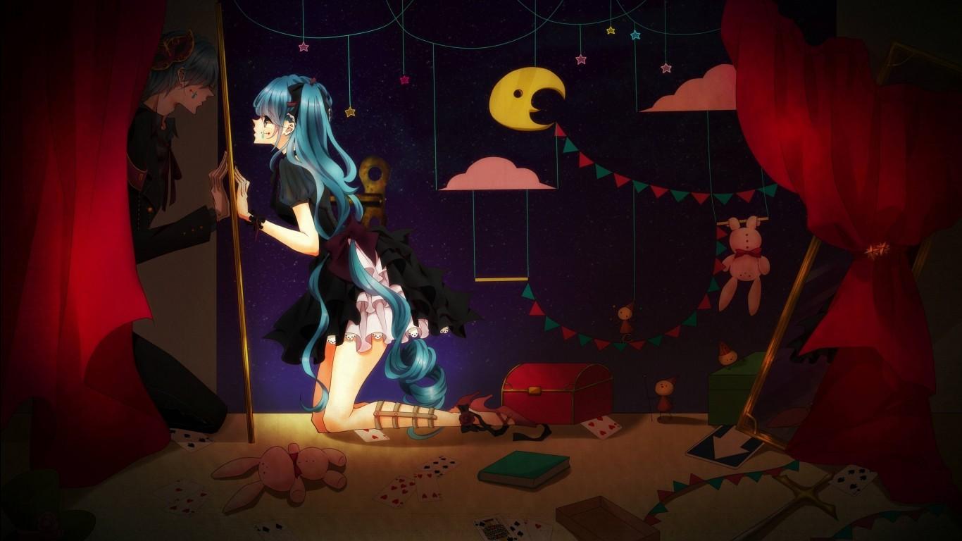 Goku Ultra Instinct Wallpaper Iphone X Hatsune Miku 4k Wallpapers Hd Wallpapers Id 24377