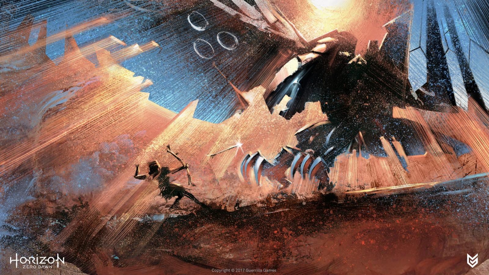 Cute Star Wars Wallpaper Horizon Zero Dawn Limited Edition Artbook Wallpapers Hd