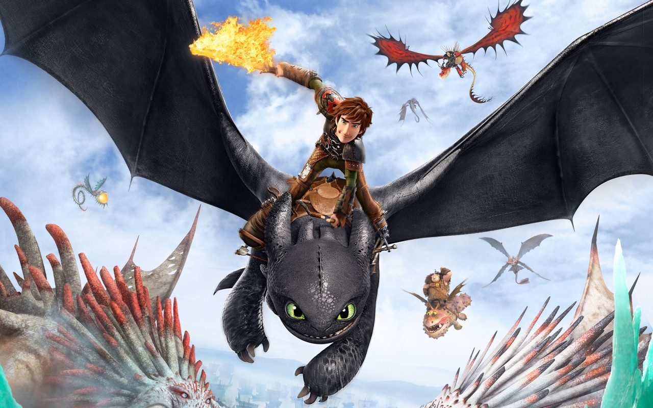 Cute Bumble Bee Wallpaper How To Train Your Dragon 2 Poster Wallpapers Hd