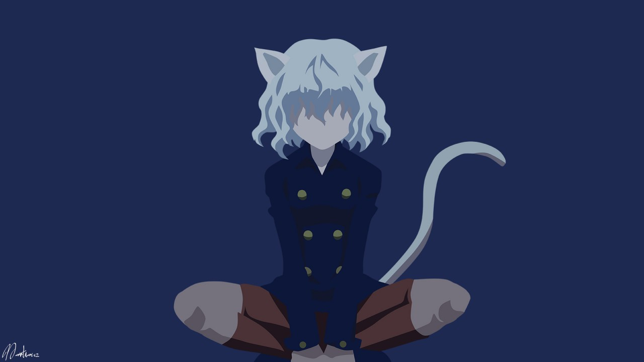 We present you our collection of desktop wallpaper theme: Hunter x Hunter Neferpitou HD Anime Wallpapers | HD ...