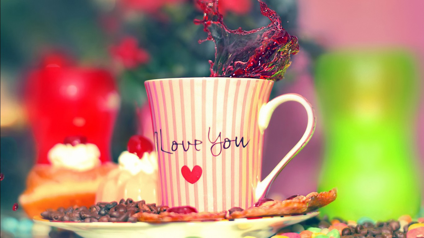Cute I Love U Wallpaper Hd I Love U Wallpapers Hd Wallpapers Id 5397