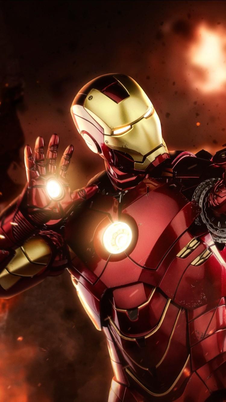 Iron Man 3d Wallpaper Download Iron Man 4k Wallpapers Hd Wallpapers Id 26806