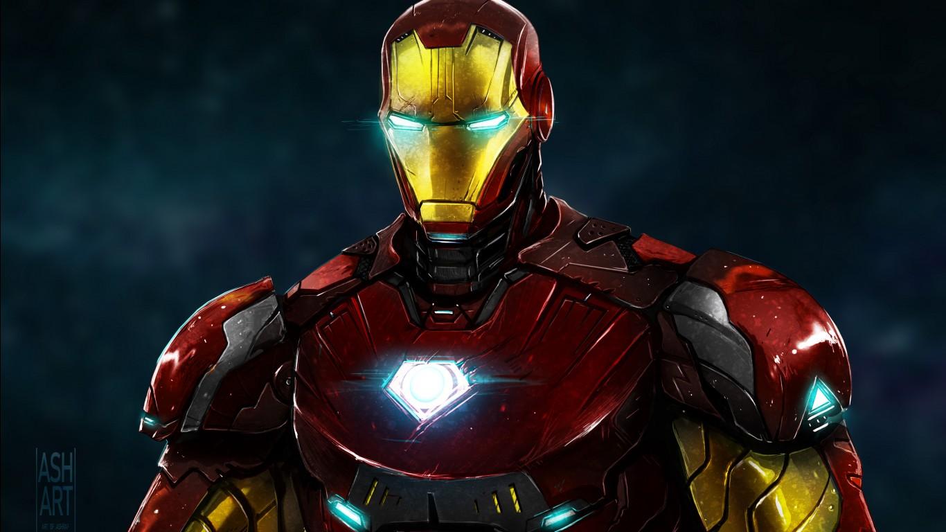 3d Apple Wallpaper Hd 1080p Download Iron Man Artwork 4k Wallpapers Hd Wallpapers Id 27216