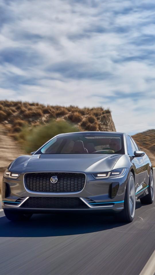 Wallpaper Cars Jaguar I Pace Electric Sports Car 4k Wallpapers Hd