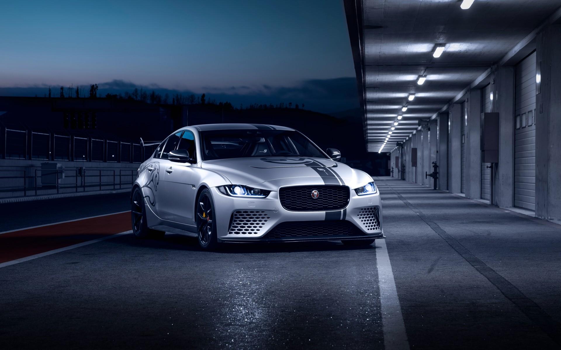 3d Car Wallpapers 1366x768 Jaguar Xe Sv Project 8 4k 2018 Wallpapers Hd Wallpapers