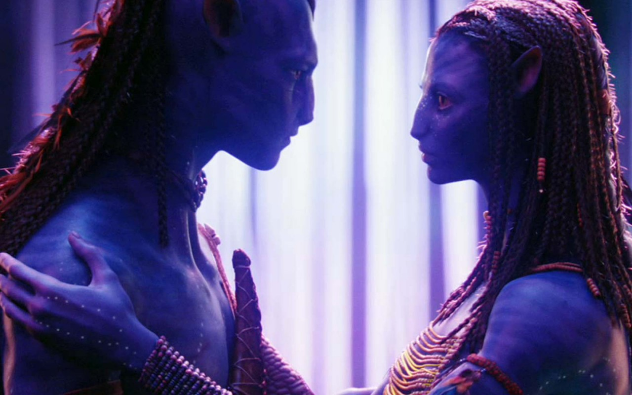 Iphone X Official Wallpaper Hd Jake Sully Neytiri Wide Wallpapers Hd Wallpapers Id 6067