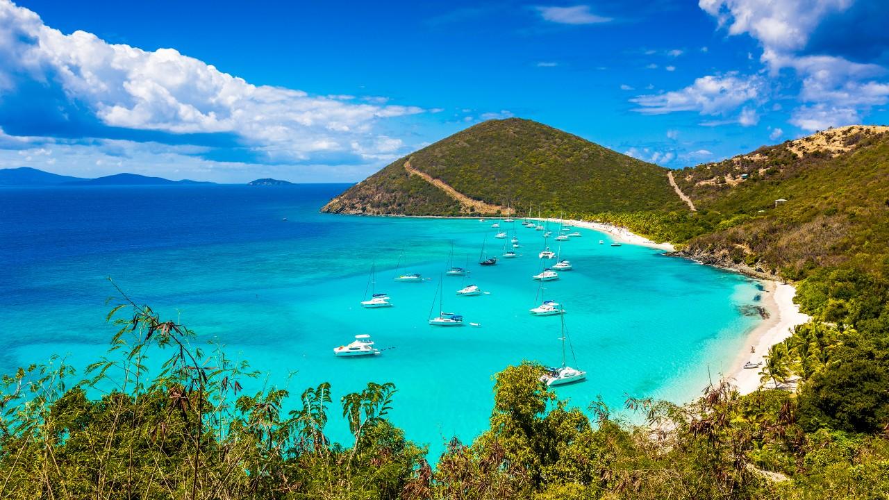 Jost Van Dyke British Virgin Islands Wallpapers HD