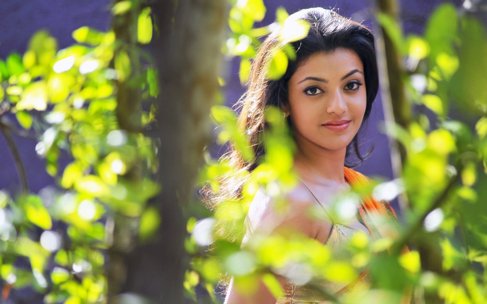 Cute Inspirational Quotes Wallpapers Kajal Agarwal 2014 Wallpapers Hd Wallpapers Id 14124