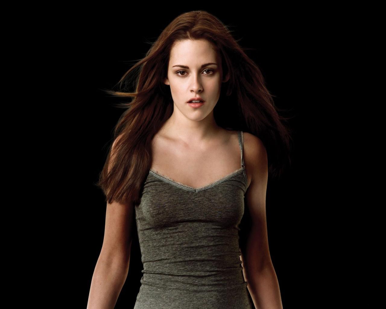 3d Wallpaper Actress Kristen Stewart Twilight Actress Wallpapers Hd