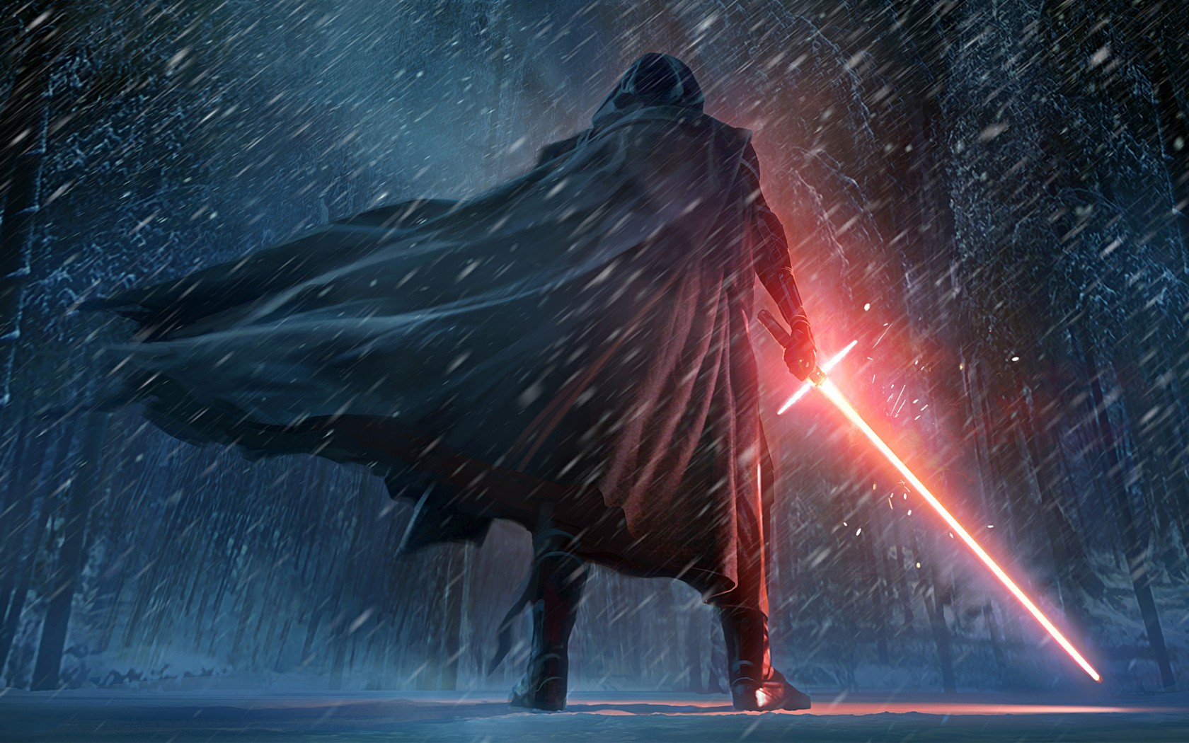 Cute Wallpapers For Iphone X Kylo Ren Star Wars The Force Awakens Artwork Wallpapers
