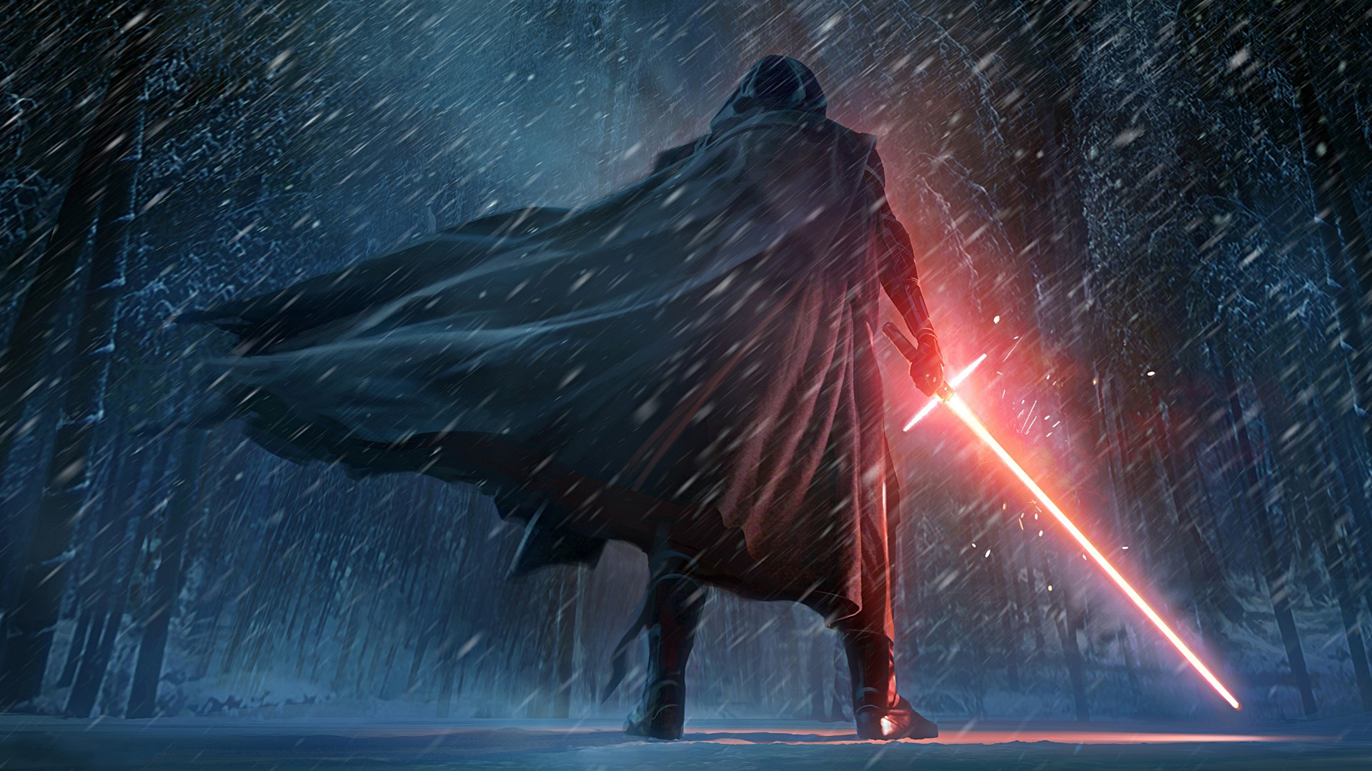 Download Cute Wallpapers For Android Kylo Ren Star Wars The Force Awakens Artwork Wallpapers